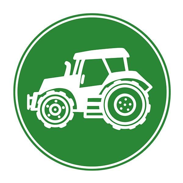 Icon-Traktor